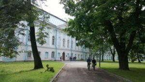 Pietarin yliopisto Smolna