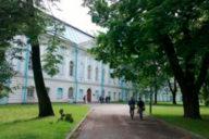 Suomi-Venäjä-Seuran venäjän kielen kurssit järjestetään Smolnassa Pietarissa