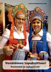 Suomi-Venäjä-Seuran julkaisema Venäläinen tapakulttuuri -kirja