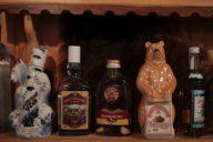Vodka, Venäjä ja karhut kuuluvat yhteen