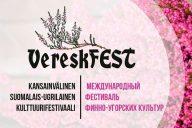VereskFest 19.8.2018 Linnanpuistossa Taka-Töölössä Helsingissä