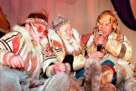 Nganasaneista koostuva Dentedie-yhtye esiintyy Sugrifestivaaleilla Helsingissä, Tampreella ja Oulussa.