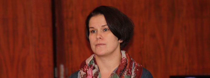 Niina Sinkko Suomi-Venäjä-Seuran pääsihteeri 2019 alkaen
