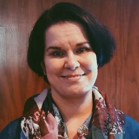 Suomi-Venäjä-Seuran pääsihteeri Niina Sinkko
