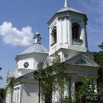 Velikije Lukin Kazanin kirkko.
