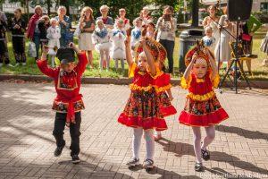 Aurinko-tanssiryhmä, VereskFEST
