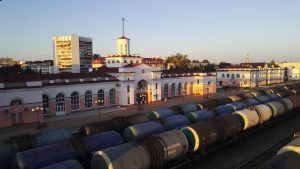 Joshkar-Olan rautatieasema
