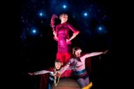 Five Stars Circus tähdet